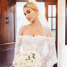 hailey bieber s bridal beauty squad