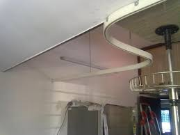 curved curtain track flexi at rs 350