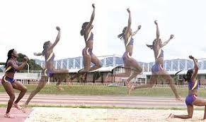 Resultado de imagen de salto de longitud