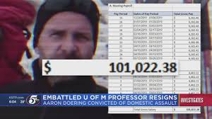 Prominent U of M professor who expensed luxury trips resigns | KSTP.com