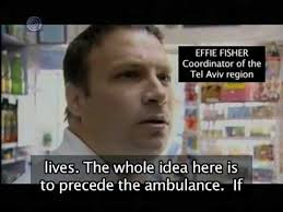 United Hatzalah featured on Israel Up Close TV. (Short-Generic) - YouTube