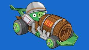 ANGRY BIRDS GO - Bubbles vs Corporal Pig - Game Chapter ...