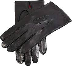 dents men s silk lined leather gloves