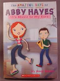 The Amazing Days of Abby Hayes, It's Music To My Ears, Paperback Chapter  Book, #14 - RONS RESCUED TREASURES