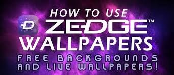zedge video wallpaper on your devices