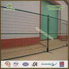 China Construction Green Temporary Fence Panel Fencing China Fence Panel Fencing