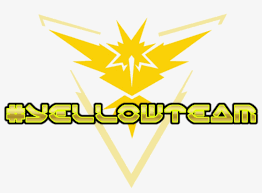 Pokemon Go Shirt Decal By Graysogoodwn 3 X Yellow Team Mystic Pokemon Go Decal Graphic Vinyl Free Transparent Png Download Pngkey