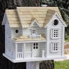 a birdhouse for their new house
