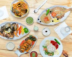 Nile Seafood Market and Restaurant a ...
