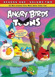 Angry Birds Toons, Vol. 2 [DVD] - Best Buy