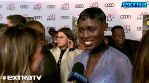 Jodie Turner-Smith Reacts to Lena Waithe's Big Compliment - YouTube