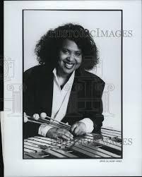 Press Photo Cecelia Smith Jazz Vibraphonist - RSL44019   Historic ...
