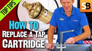 ceramic cartridge dripping tap fix
