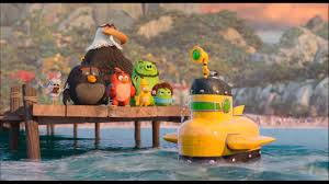 The Angry Birds Move 2 (4K UHD Blu-ray Review) at Why So Blu?