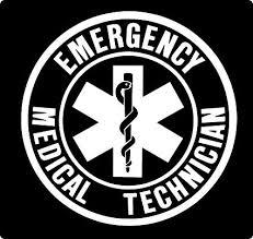 Amazon Com Shopforallyou Stickers Decals Gold Emt Emergency Medical Technician Logo Vinyl Decal Sticker Car Truck Window Sports Outdoors