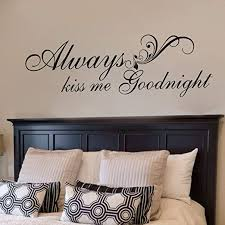 Amazon Com Flywalld Wall Decal Warmly For Bedroom Kitchen Dining