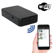 1080p Hd Wifi Internet Streaming Pro Grade Mini Black Box Hidden Spy Camera Spygeargadgets