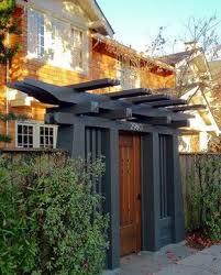 Asian Gates Design Ideas Pictures Remodel And Decor Fence Gate Design Traditional Landscape Garden Gate Design