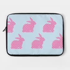 whoa baby pink bunny wallpaper full