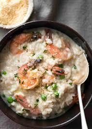 Creamy Prawn Risotto (Shrimp ...