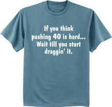 funny 40th birthday gift t shirt mens