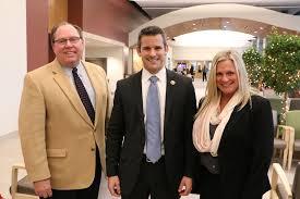Congressman Adam Kinzinger Visits Rosecrance Ware Center - Rosecrance  Health Network