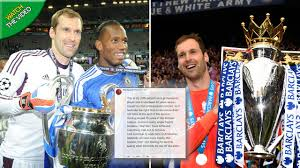 Petr Cech retirement stuns Arsenal ...