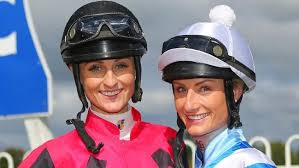 Injuries force apprentice Priscilla Schmidt to swap her saddle for a  microphone with Sky Racing | The Courier-Mail