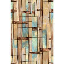 Artscape 24 In X 36 In City Lights Decorative Window Film 01 0133 The Home Depot