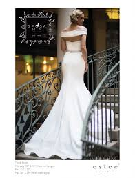 estee couture bridal trunk show the