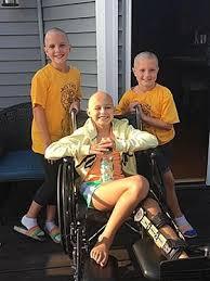 Winnebago Kids Fight Back Against Cancer For Best Friend
