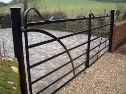 Blacksmith Victorian Farm Gates Farm Gate Farm Gates Entrance Metal Garden Gates
