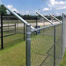China Hot Dipped Galvanized Chain Link Fence Supplies China Wire Fence Panel