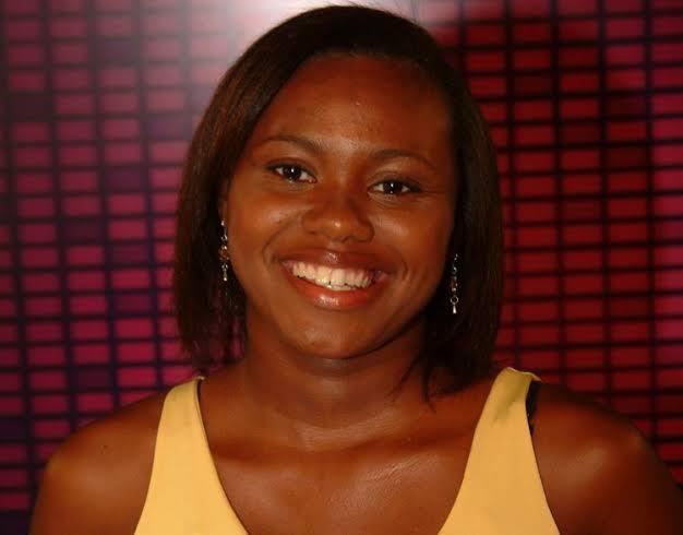 A ex-BBB Aline Cristina. (Foto: divulgação)
