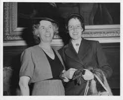 Photograph of G.E. Marie Wilson and Janet Scott | Date: 14 S… | Flickr
