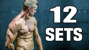 gain muscle fast very intense workout