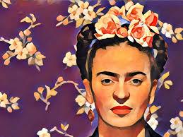 wallpaper frida kahlo for iphone 8