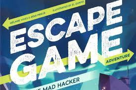 The Escape Game Adventure Books Schiffer Kids Immersophenia
