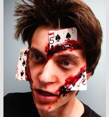 easy scary zombie makeup saubhaya makeup
