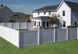 Vinyl Fence Installation Supplies Materials