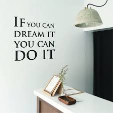 Motivational Wall Decal Quote Inspirational Wall Sticker Etsy