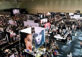 make up artist trade show