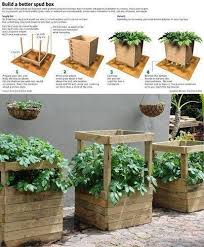 how to build a potato box for almost