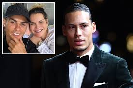 Ballon d'Or runner-up Van Dijk responds to Cristiano Ronaldo sister's rant  by praising Juve star and record winner Messi