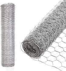 Ukmaster Chicken Fence Wire Netting Fence 20 Meter Hexagonal Poultry Netting Wire Galvanized Chicken Wire Mesh Fence For Rabbits Dog Vegetable Plant Garden Backyard Decor Wedding Fairy Light Amazon Co Uk Kitchen Home