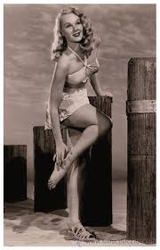 sexy adele jergens actress pin up postcard - pu - Buy Photos and postcards  of actors and actresses at todocoleccion - 51484895