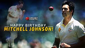 Happy Birthday, Mitchell Johnson: Australian pacer turns 34 - Cricket  Country