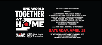 One World: Together At Home - Live Streaming - - LIVE STREAMING ...