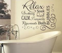 30 Most Wonderful Quotes Beach Bathroom Decor For Inspiration Decor Gardening Ideas Bathroom Wall Decals Bathroom Wall Stickers Bathroom Vinyl