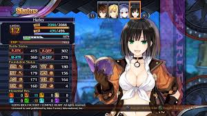 Fairy Fencer Monday There S Change In The Wind Dragonchasers